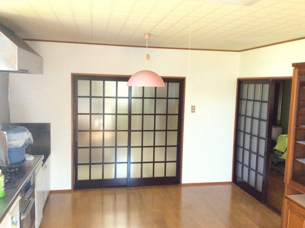 南砺市 内装工事(壁)【10072】