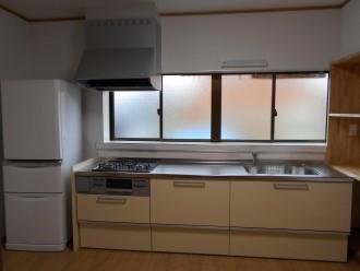キッチン・浴室・脱衣室改修工事【10076】