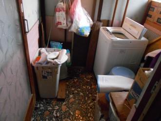 射水市 キッチン・浴室・脱衣室改修工事【10076】