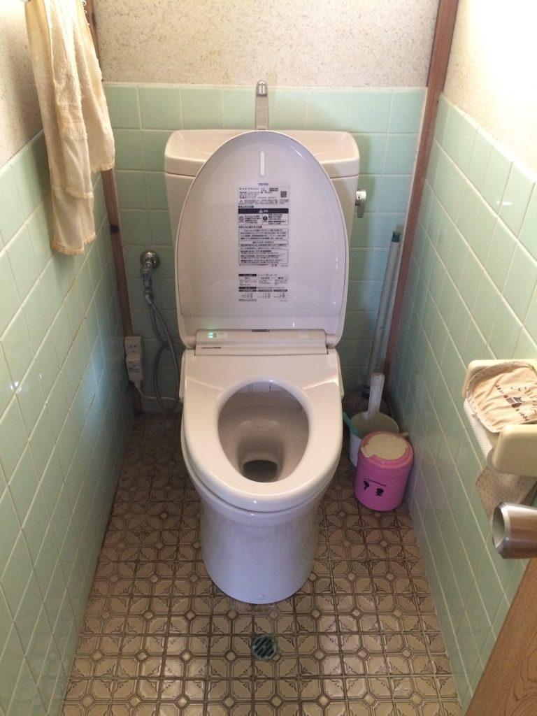 トイレ取替工事【10047】