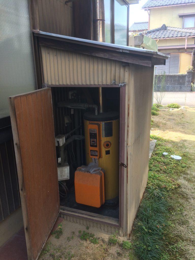 砺波市 お風呂・脱衣室改修、ボイラー取替工事【10062】