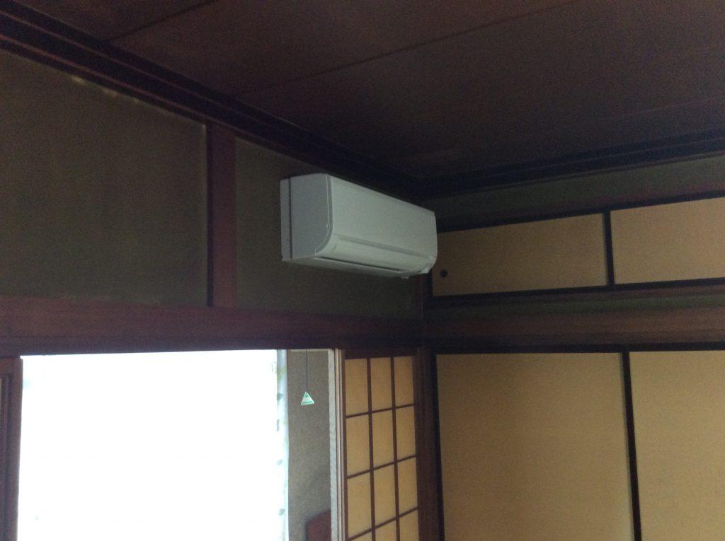 エアコン取付工事【10073】