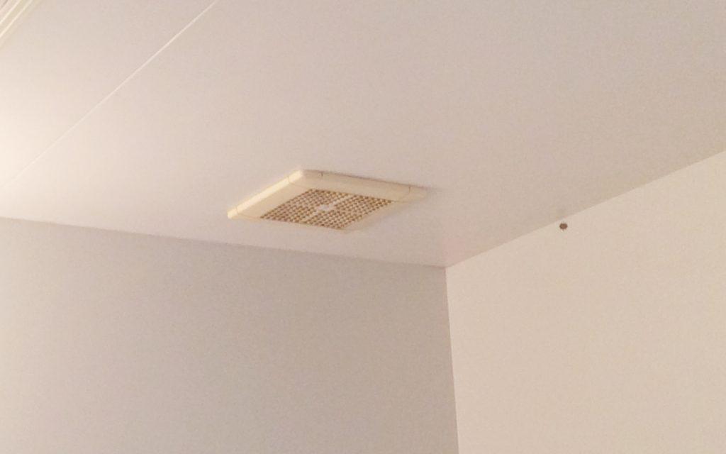 砺波市 浴室暖房取付、レンジフード交換工事【10010】