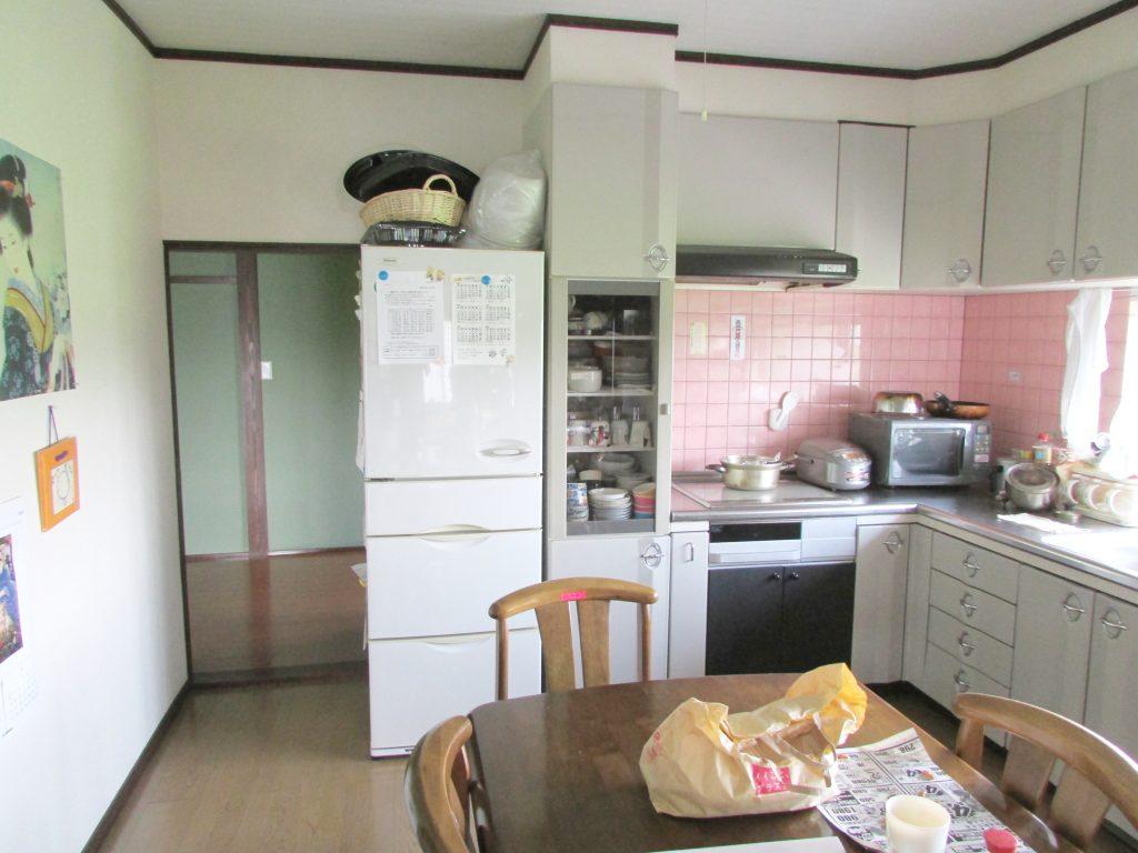 砺波市 キッチン LDK リフォーム工事【10001】