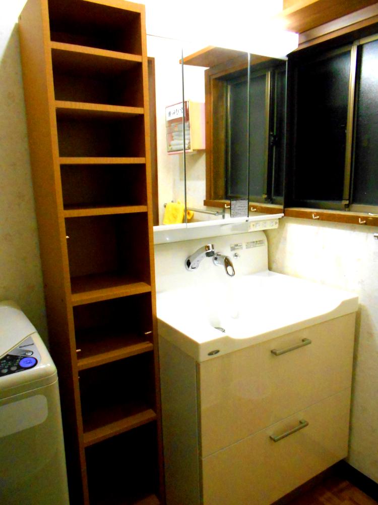 射水市 キッチン改修、洗面台取替工事【10078】