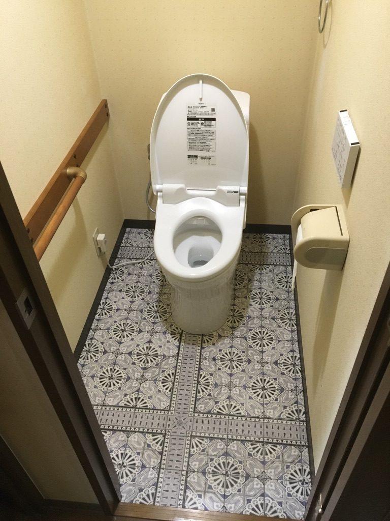 砺波市 トイレ改修工事【10061】