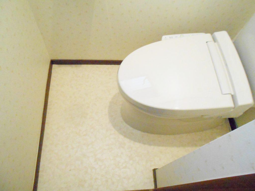 南砺市 トイレ改修工事(和式→洋式)【10017】