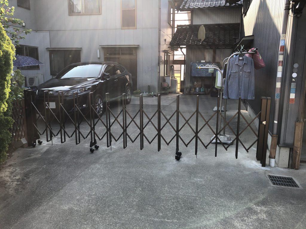フェンス設置工事【10081】