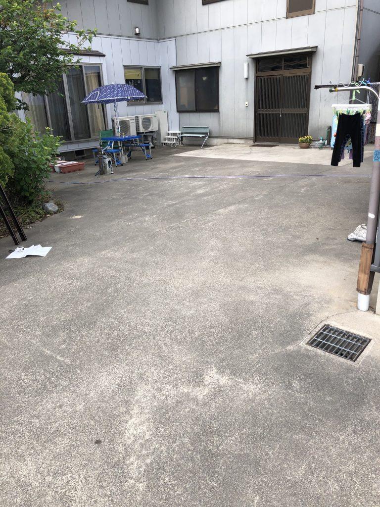 砺波市 フェンス設置工事【10081】
