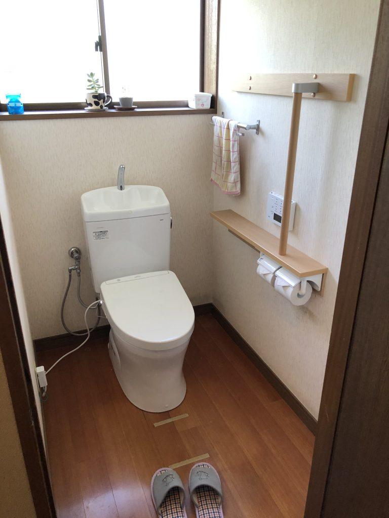 トイレ取替工事【10088】