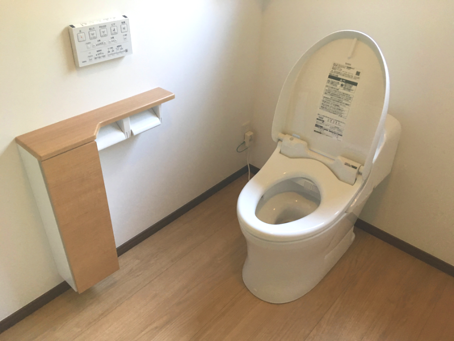 砺波市 トイレ改修工事【10091】