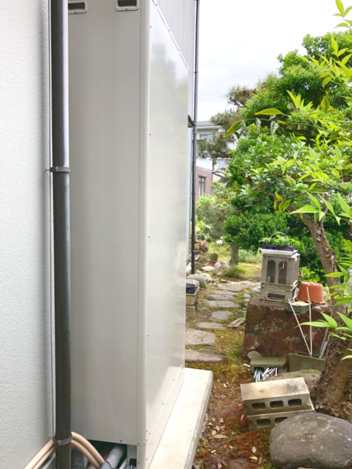 小矢部市 エコキュート設置工事【10108】
