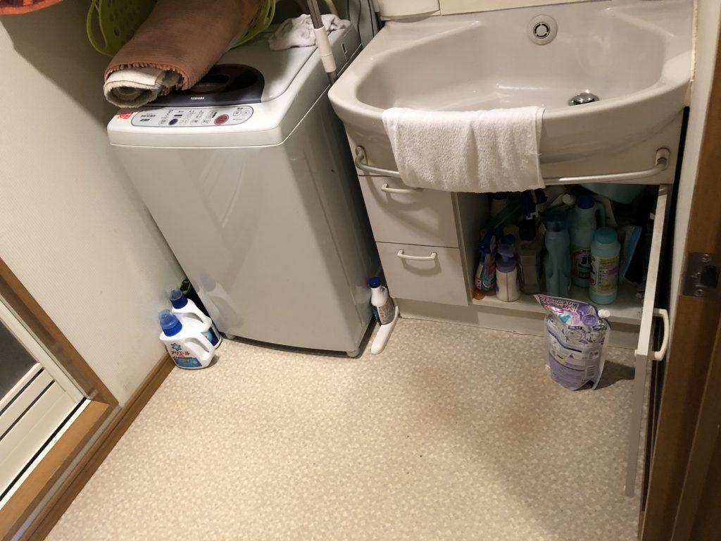 南砺市 トイレ、洗面台取替・内装工事【10104】