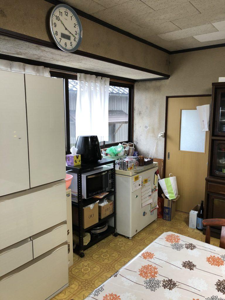 砺波市 キッチン改修工事【10115】