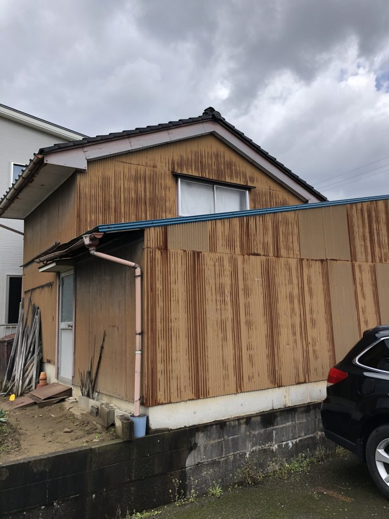 小矢部市 外壁工事【10117】