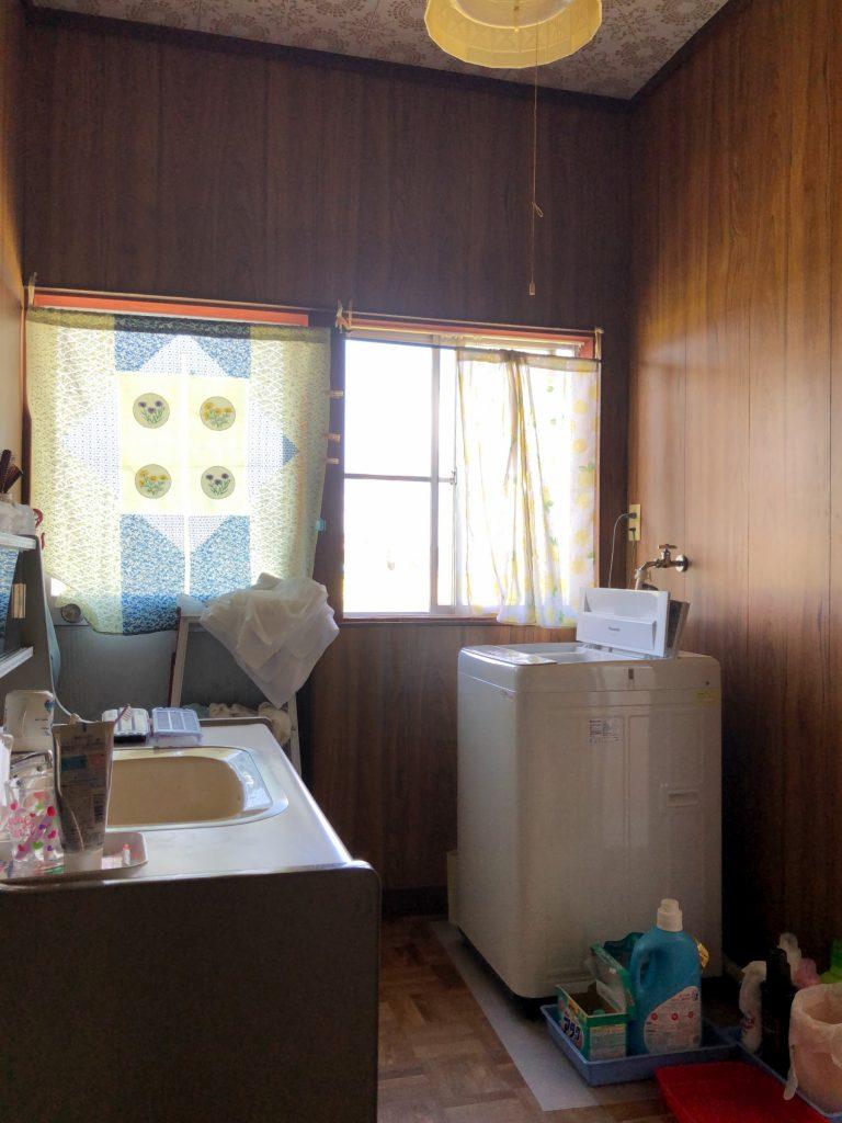 砺波市 風呂(タイル→ユニット)・脱衣室改装工事など【10123】