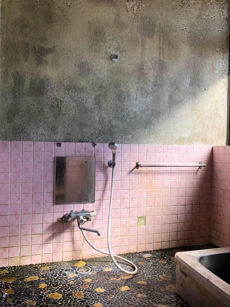 南砺市 お風呂改装(タイル→ユニット)、給湯器交換工事など【10139】