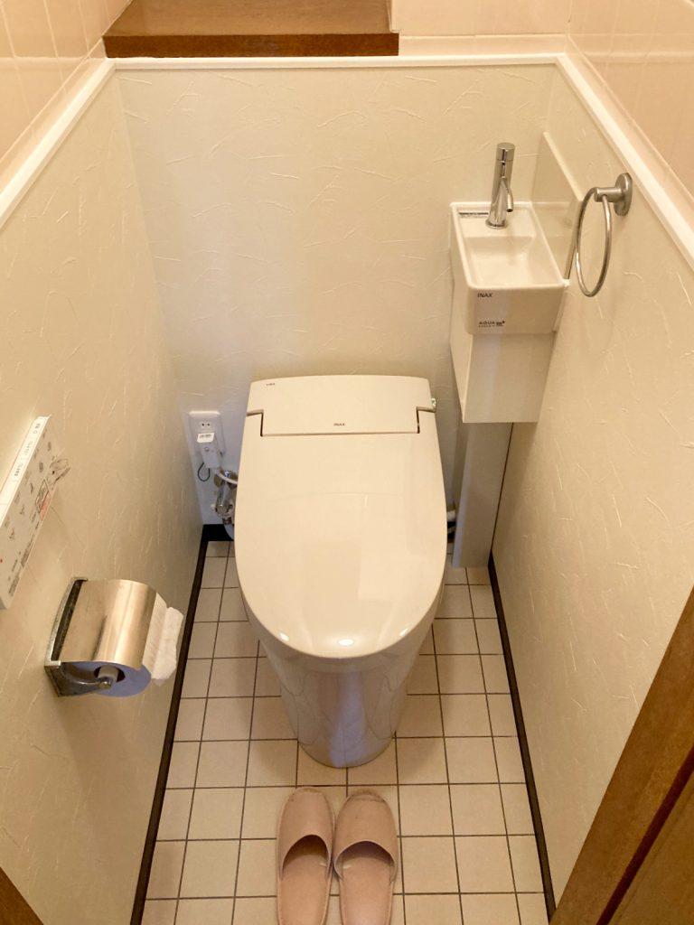 砺波市 トイレ改装リフォーム(和式→洋式)【10152】